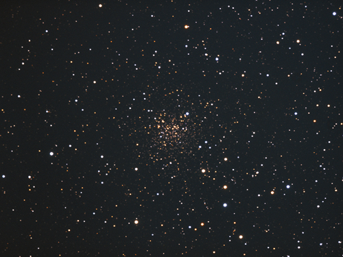 NGC 2158 by Mick Hunt of Lincoln Astronomical Society